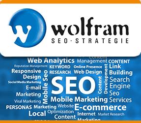 Wolfram SEO-Strategie